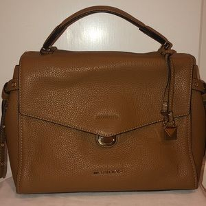 Michael Kros Brown color Satch Bag